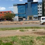 Lusaka road. Building for sale.